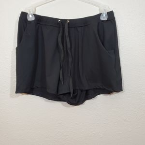 ASPIRE ATHLETIC ACTIVE black shorts